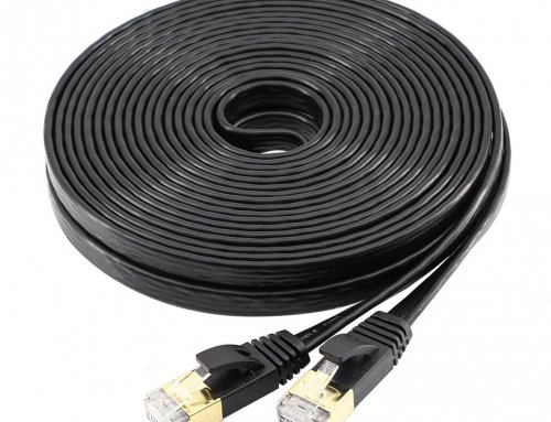 25ft CAT7 LAN Network Cable RJ45 High Speed Patch Cord STP