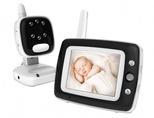 3.5 Inch Video Baby Monitor with long range