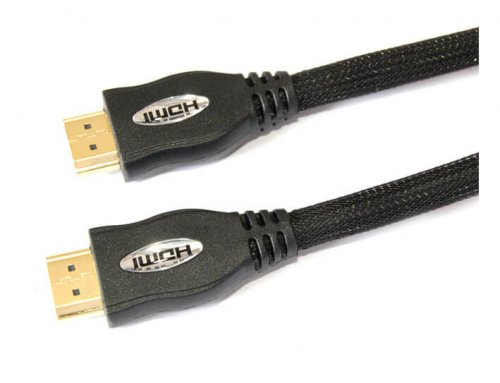 HDMI 2.0 Cable Supports 4K, Ultra HD, 3D, 1080p, Ethernet