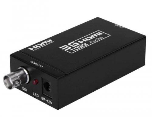3G HDMI to SDI Converter
