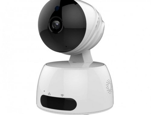 Wifi Wireless IP Camera with Motion Detection