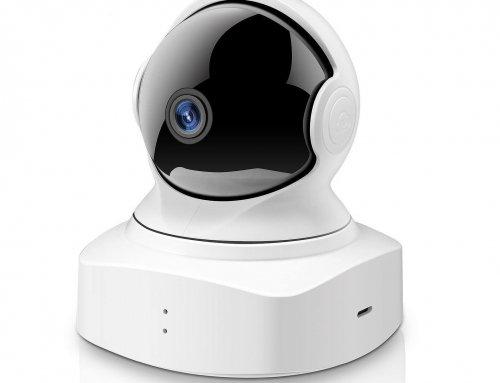1080P HD Wireless IP Security Camera Pan/Tilt/Zoom