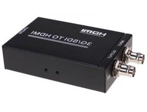 SDI to HDMI+SDI Converter