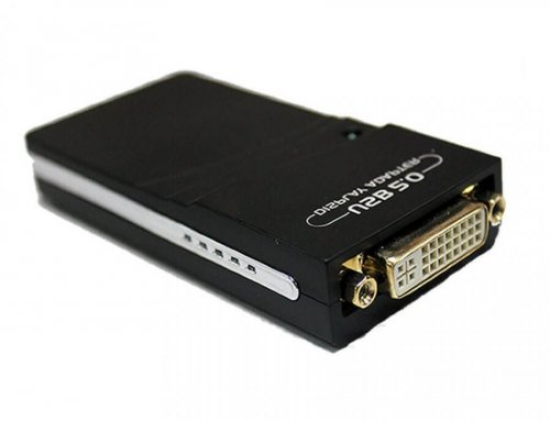 USB to VGA/DVI/HDMI Adapter
