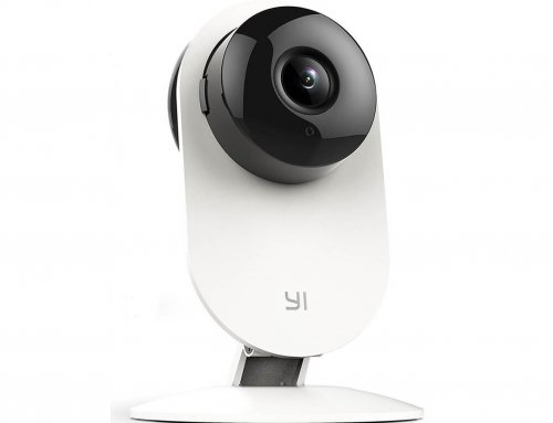 Wireless IP Surveillance Camera with Activity Detection Alert