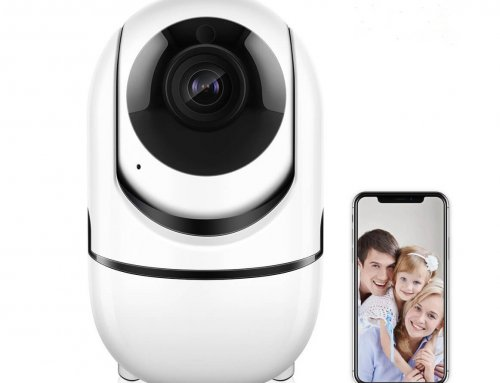 Wireless Home Security WiFi Camera