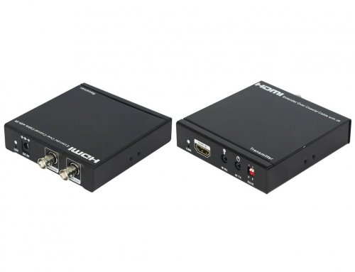 100m HDMI Extender by Coaxial,IR