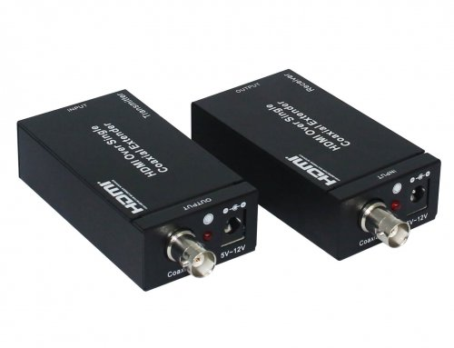 100m HDMI Extender over Coaxial