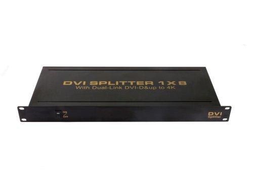 1×8 DVI Splitter