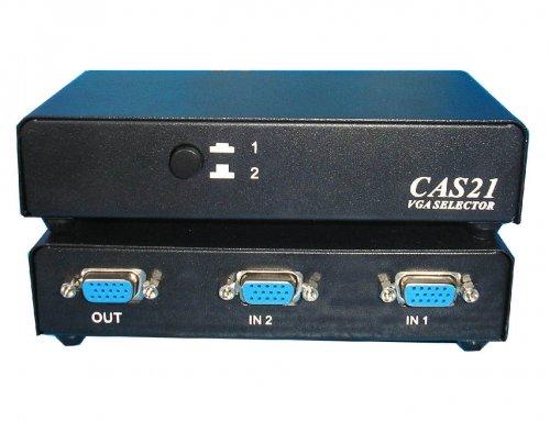 2×1 VGA Switcher