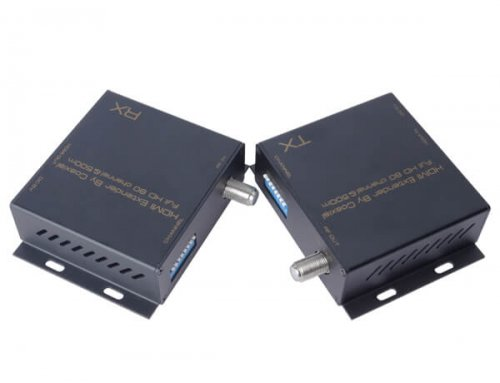 500m HDMI Extender over Coaxial