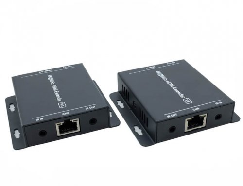 4K 70m HDMI 2.0V Extender,IR