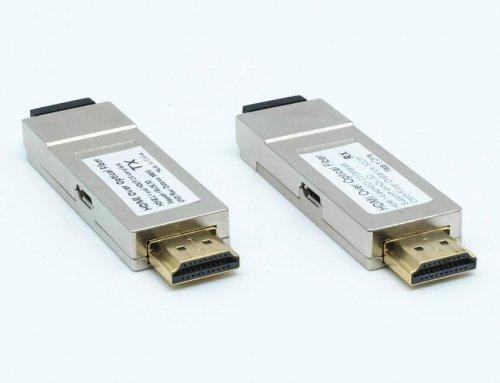 4K 300m HDMI Extender by Fiber