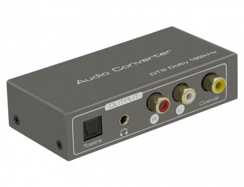 HDMI 2.0 ARC Audio Converter