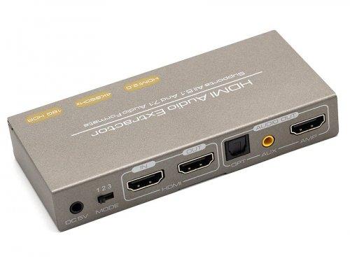 HDMI 7.1 Audio Extractor